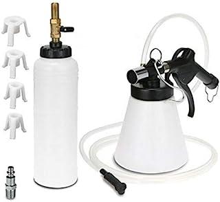 VISLONE 1.75L 气动制动液出血器套件汽车空气提取器泵油出血工具