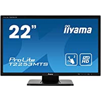 "liyama T2253MTS-B1 ProLite Monitor 22 "" TN LED 背光灯 黑色"