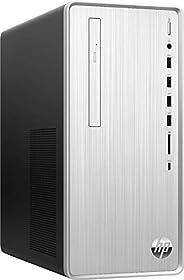HP Pavilion TP01-0034 台式机,Intel 6 核 i7-8700 3.2GHz,高达 4.6GHz,8GB RAM,256GB NVMe SSD,DVD-刻录机,读卡器,Wi-Fi 5,蓝牙4.2,