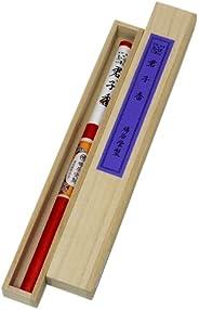 鸠居堂的线香 君子香 桐木盒1个装 23cm #145