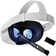 KRX VR 耳機和相機鏡頭清潔筆和布, Oculus Quest 2/Rift S/Valve Index/PS4 VR 耳機鏡頭清潔套件