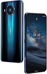 Nokia 诺基亚 8.3 17.3 厘米(6.81 英寸) 64 GB 5G USB Type-C 蓝色 Android 10.0 4500 mAh
