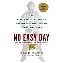 No Easy Day: The Firsthand Account of the Mission that Killed Osama Bin Laden (English Edition)