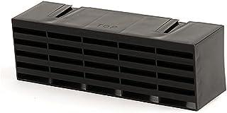 Timloc 1201ABBL 黑色 20 个装 1201AB 塑料气砖