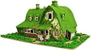 SANKEI 迷你紙模型 吉卜力工作室系列 魔女宅急便 琪琪和吉的家 1/150比例 紙模型 MK07-22