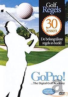 DE 18 BELANGRIJKSTE GOLFREGEL [DVD 音频]
