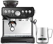 Sage Appliances 咖啡师专线系列 过滤式咖啡机 SES875,亮黑色