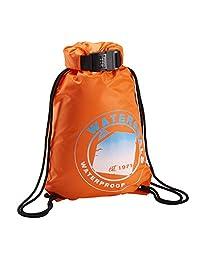 WaterSeals 鎖扣抽繩女士和男士背包帶防盜密碼鎖 + 防撕裂防水材料保護錢包,iPhone + 在海灘、游泳池、運動或露營等貴重物品