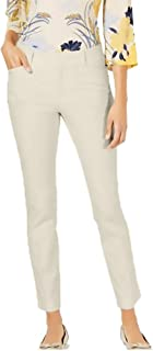 Charter Club 女式 Newport 收腹修身全长裤,Sedona Dust,10