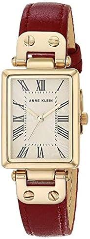 ANNE KLEIN 女士 腕表 皮革表带 AK/3752