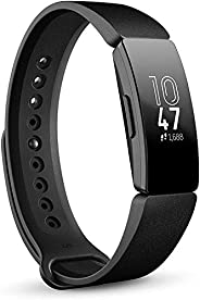 Fitbit Inspire 健身追踪器,带有 S & L 指环 均码