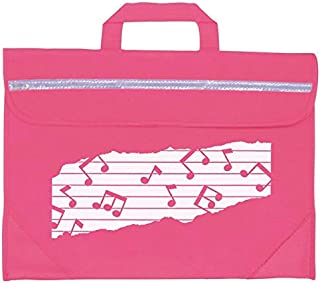 Mapac MP11310-PK Duo 音乐袋,带图案 - 粉色