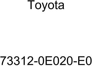 TOYOTA 73312-0E020-E0 座椅套组件