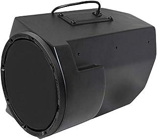 SSV Works GN-UD10U Polaris General Under Dash Sub Box 即插即用,1 件装