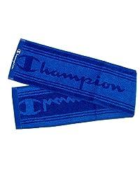 丸真 Champion 冠军 毛巾 运动用 棉* 提花织物 蓝色 マフラータオル 5045001200