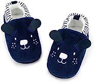 男婴女童拖鞋软底防滑婴儿一脚蹬运动鞋 First Walker Cirb House 鞋