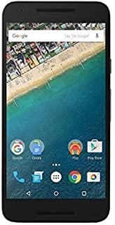 LG Nexus 5X H791(5.2英寸)智能手机Snapdragon 六核(808)1.8GHz 2GB 32GB WiFi LTE 4G BT NFC 摄像机 Android 6.0 棉花糖(碳黑色)