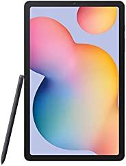 Samsung 三星 Galaxy Tab S6 Lite 10.4 英寸,64GB WiFi 平板电脑牛津灰 SM-P610NZAAXAR 包括笔