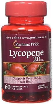 Puritan's Pride 普麗普萊 番茄紅素20毫克