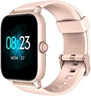 Blackview 智能手表 R3 Pro 适用于 Android 和 iOS 手机,健身追踪器心率监测器,IP68 游泳防水,1.54 英寸数字智能手表,适合女士男士,超长的电池寿命