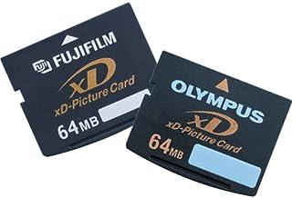 Xd 图片卡 64MB(100 张图片)