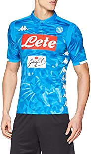 SSC Napoli,Home Match,T 恤 2018/2019,男式