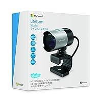 Microsoft 微軟 網絡攝像頭 全HD LifeCam Studio Q2F-00021
