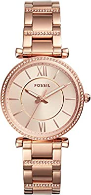 Fossil 手表 CARLIE ES4301 女士 玫瑰金