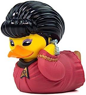 TUBBZ 星际迷航 Nyota Uhura 收藏版橡胶鸭雕像 – 星际迷航官方商品 – 独特的限量版收藏者乙烯基礼物