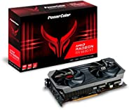 [Power Color 撼讯] 搭载AMD Radeon RX6800 显卡 GDDR6 8GB AXRX 6600XT 8GBD6-3DHE/OC