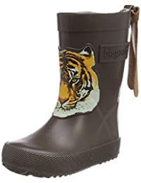 Bisgaard 中性 儿童橡胶靴 - 时尚橡胶靴