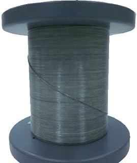 O.C.R SUS钢丝绳0.27/0.36毫米 7×7 50米卷外套 NSB02703650M