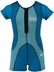 arena 阿瑞娜 儿童 中性 氯丁橡胶套装 AWT (保暖,防紫外线 UPF 50+,正面拉链)
