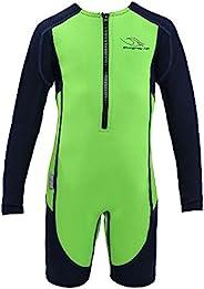 Aqua Sphere 兒童 Stingray HP Core Warmer 長袖泳衣 - 2017