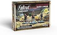 Modiphius Fallout - Wasteland Warfare - 凯撒军团军事指挥官,多色