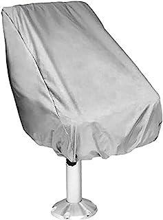 船座套 防水 船舶 主发动机 快艇 座套 防尘罩 四季保护 Pontoon 船只 中控台套 适用于钓鱼船长座椅座椅