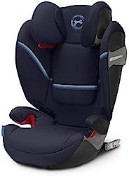 Cybex Solution S-Fix 汽车座椅,*蓝