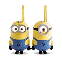 IMC Minions Walkie Talkies (神偷奶爸 3)
