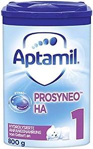 Aptamil 爱他美 PROSYNEO HA 婴儿奶粉 1段(适用于初生婴儿),1罐装,800g