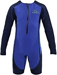 Aqua Sphere 儿童 Stingray HP Core Warmer 长袖泳衣 - 2017