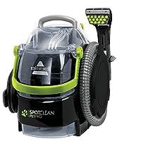BISSELL 15585 SpotClean Pet Pro 便攜式吸塵器,750W,84分貝,黑色/綠色