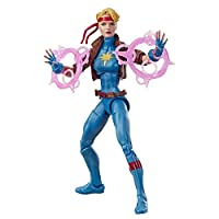 Marvel 復古 6 英寸球迷人物收藏 Dazzler (X 男士) 可動公仔玩具 - *英雄收藏系列