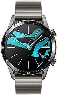 HUAWEI 手表 GT - GPS 智能手表Latona-B19B Watch GT 2 (46 mm) 钛灰色