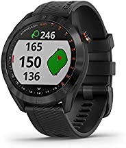 Garmin 佳明 Approach S40 時尚 GPS 高爾夫智能手表010-02140-01 Unit Only Black stainless with black band
