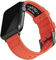 Archer 手表表带 - Apple Watch 帆布表带 | 多种颜色,38/40mm,42/44mm