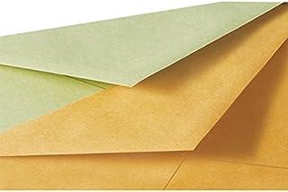 BLASETTI 500 Green envelopes 120x180mm 80gr 橡胶玻璃