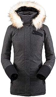 Spyder 女式 Metro Gore-Tex Infinium 羽绒服 – 女士全拉链连帽冬季夹克