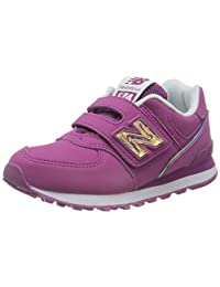 New Balance 女童 574 Yv574mtp 中号运动鞋