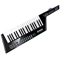 Alesis Vortex 无线 II – 无线高性能USB / MIDI Keytar 控制器包括高级软件包VORTEXWIRELESS2