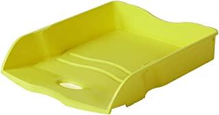 HAN Re-LOOP 资料托盘,6 件,* 可回收,现代,年轻设计,适用于 DIN A4 / C4 文件,黄色